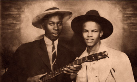 robert johnson - johnny shines - delta blues guitar players