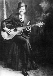 Robert Johnson - King Of The Delta Blues Guitar