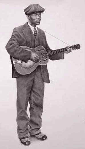 Blind Boy Fuller - Carolina Blues Guitar Player