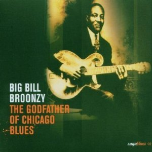 Chicago Blues Guitarist Big Bill Broonzy