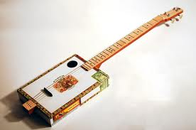 Cigar Box Guitar Example