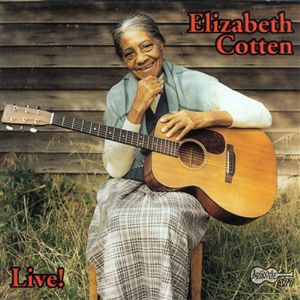 ragtime blues guitar - elizabeth cotton