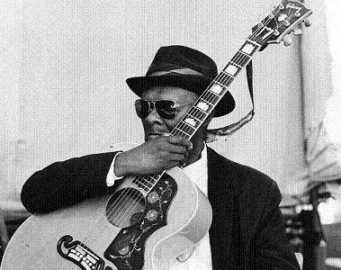 Blues Guitar Master Reverend Gary Davis