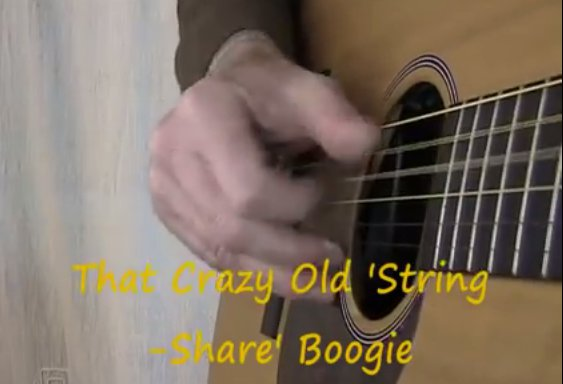 fingerstyle blues guitar tabs