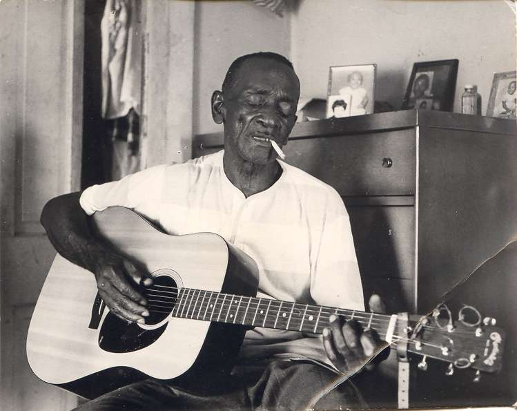 Mance the Man Lipscombe - Acoustic Blues Guitar Wizard