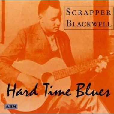 Scrapper Blackwell Indianapolis Blues Man