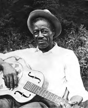 son house - how to play blues guitar
