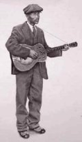 South Carolina Blues Man Blind Boy Fuller