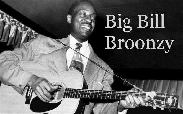 Big Bill Broonzy King Of Chicago Swing Blues Guitar