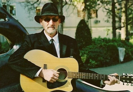 jim bruce photo - how to play acoustic blues guitar
