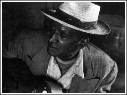 Mance Lipscombe - Texas Blues Guitar Player