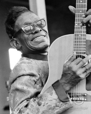 Lightnin' Hopkins - Texas Blues Guitar Player