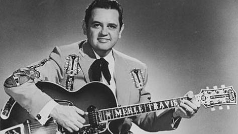 Fingerpicking Like Merle Travis