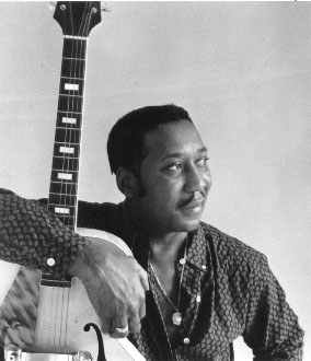 Muddy Waters Mississippi Blues Guitar