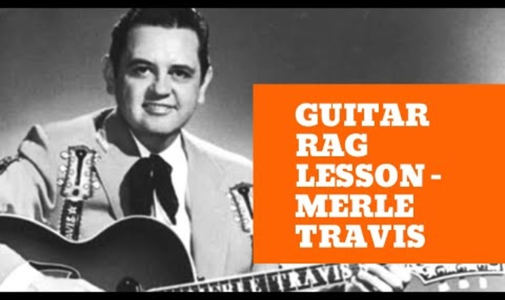 Guitar Rag Lesson - Merle Travis