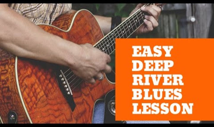 Deep River Blues Lesson - Doc Watson